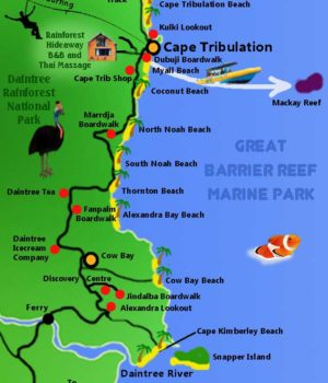 daintree-map