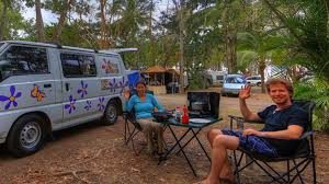 family friendly Palm Cove Caravan park engl