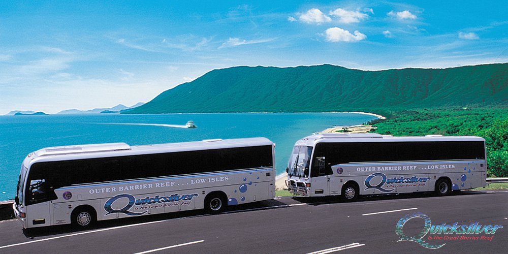 Quicksilver's luxury coaches